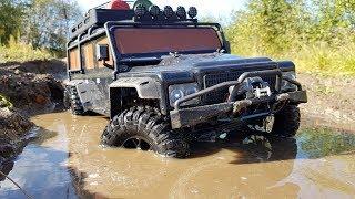 БОЛЬШОЙ гряземесный монстр VRX Racing BF-4J
