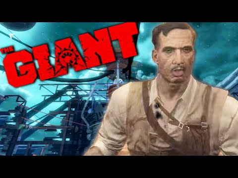 The Giant on Last Gen VS. WaW Der Riese (Call of Duty: Black Ops 3 Zombies)