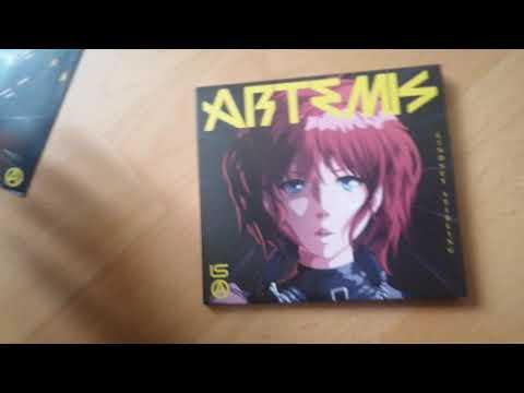 Lindsey Stirling - Artemis (Unboxing)