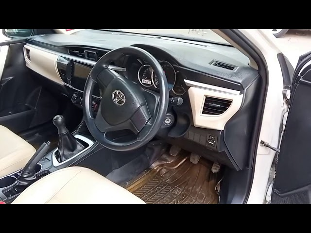 Toyota Corolla GLi 1.3 VVTi 2016 for Sale in Lahore
