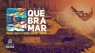 Novo Quebra-Mar em Santos terá diversas atrações pra toda a família curtir