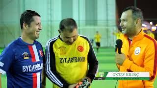 HACI ÇELİK / KEMER AYYILDIZ 2016 SK / RÖPORTAJ / iddaa Rakipbul Ligi 2018