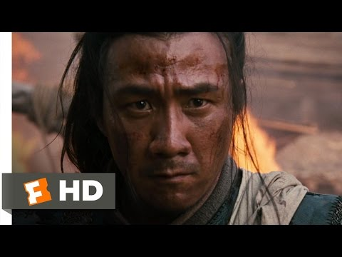 Red Cliff (4/10) Movie CLIP - Three Warriors (2008) HD