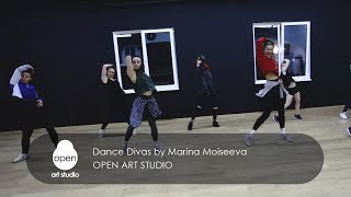 Ray BLK   Chill Out Ft. SG Lewis   Dance Divas By Marina Moiseeva   Open Art Studio