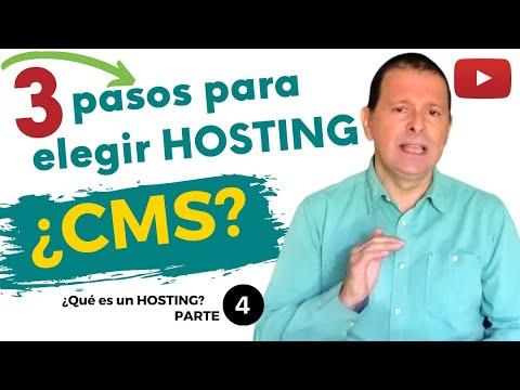 ¿Por dónde empezar para elegir un alojamiento web, para tu blog? Tipos de CMS y más...