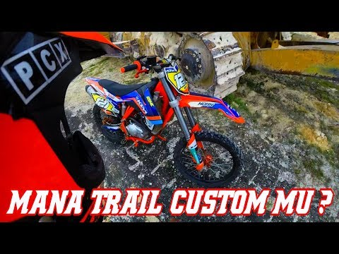 REVIEW : YAMAHA JUPITER MX DI CUSTOM KTM 250 SX-F 2016 / GRESIK ENDURO