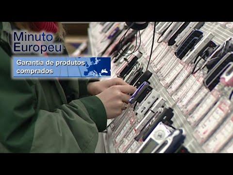 Minuto Europeu nº 50 - Garantia de Produtos Comprados
