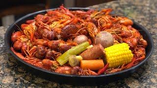 Crawfish Boil By The Cajun Ninja