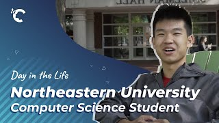 youtube video thumbnail - A Day in the Life: Northeastern University Computer Science Student