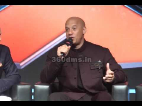 XXX Actor VIN DIESEL Insane For Deepika Padukone's Bollywood Movie Bajirao Mastani