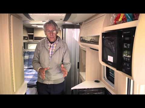 Practical Motorhome reviews the Auto-Sleeper Kingham