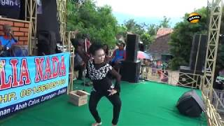 DAUN PULUS - JAIPONG DANGDUT LIA NADA Live Kendaga 06 November 2017