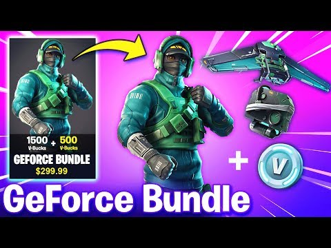 NEW* How to Get GEFORCE REFLEX BUNDLE! - PC EXCLUSIVE FREE