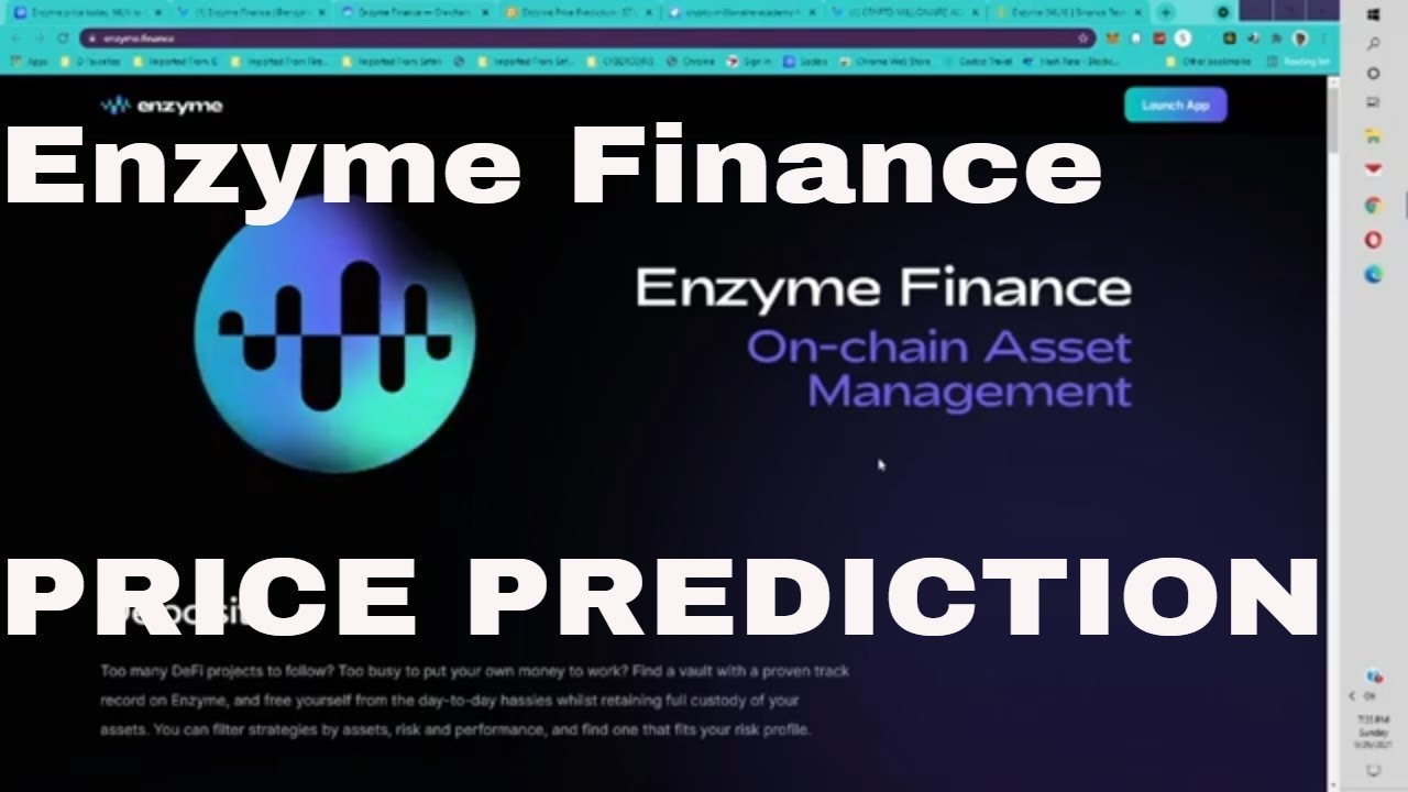Enzyme Crypto Coin Rate Forecast enzyme financing news today coinbase listing MLN token thumbnail