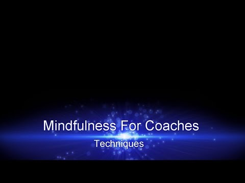 Online Mindfulness Training – Techniques - YouTube