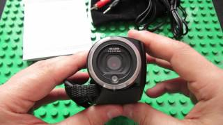 Unboxing Andoer HDV-107 16MP Mini Digital Camera