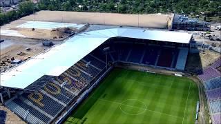 Film do artykułu: Lot nad stadionem Pogoni...