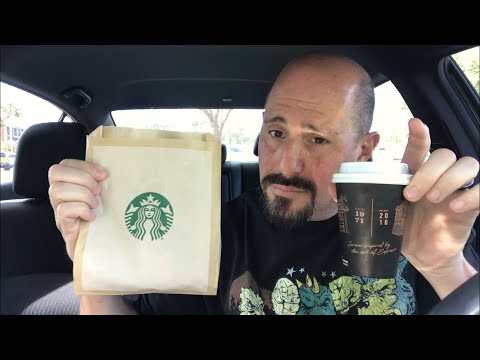 Starbucks courdusio coffee beverage and apple cider donut review : Food review