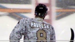 Joe Pavelski: Tip Practice