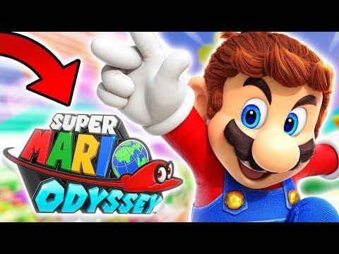 5 GRÜNDE weshalb Super Mario Odyssey GEIL wird! 🌎
