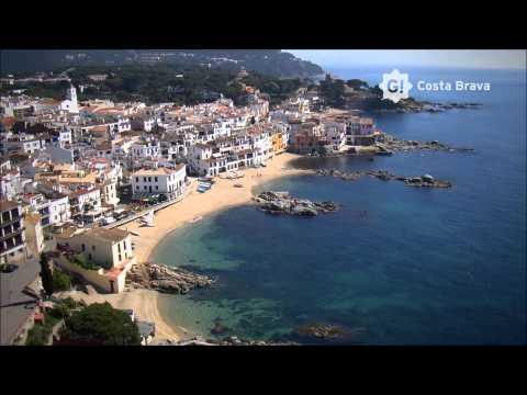La costa brava Gerona/Girona Spain(España)