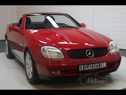 Video of '97 SLK-Class - PVKW