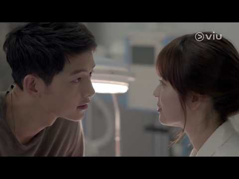 """The Only Medicine for Song Joong Ki (""""Descendants of the Sun"""" w/ Eng Subs)"""
