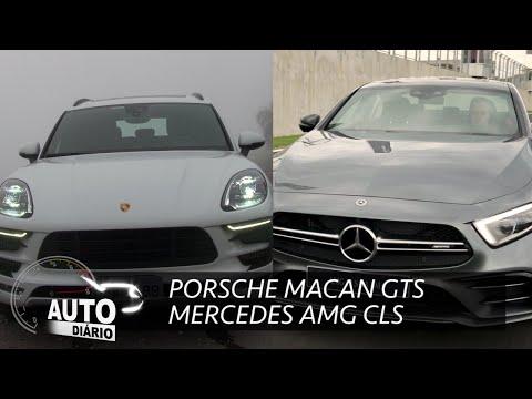 Auto Diário: Porsche Macan 2018 e AMG Performance Tour