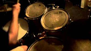 Rorschach - Drawn and Quartered - Drum Practice