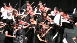 TIFS Mozart Divertimento No. 3 in F major, K.138