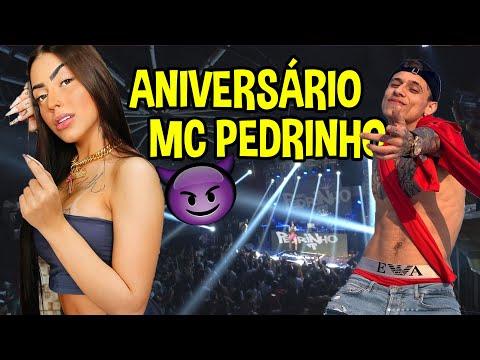 MC MIRELLA NA FESTA DO MC PEDRINHO & INVADIMOS UM AVIÃO ABANDONADO!