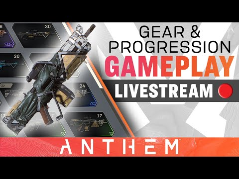 Anthem Developer Livestream Shows Off Gear & Progression + New Trailer