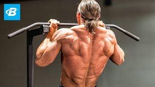 Back Anatomy & Training Program | Built By Science