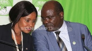 Heat on IEBC commissioners to leave office for allegations of professional incompetence