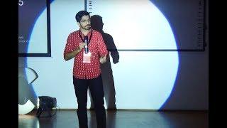 How I quit Google to sell Samosas | Munaf Kapadia | TEDxNHLMMC