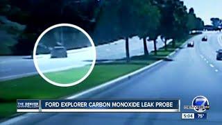 Ford Explorer exhaust leaks