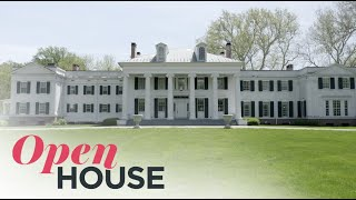 A Tour of The New Jersey Governor's Mansion with First Lady Tammy Murphy   Open House TV