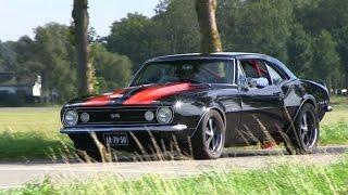 1967 Chevrolet Camaro SS | LOUD V8 SOUND!