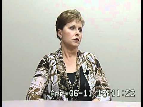 Joyce Meyer Testimony