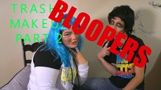 Trashy Makeup Bloopers part 2