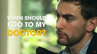 When should you go to the doctor? ft. Jonny Benjamin & Dr. Ranj Singh | The Mix