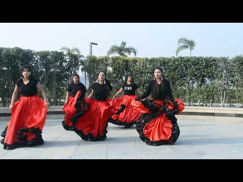 Chunari Chunari    Beautiful Ladies Bollywood dance    Ladies Squad CSDM    Team CSDM