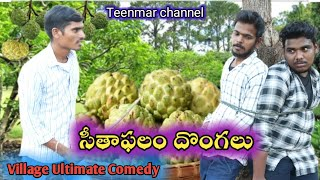 Village lo Sitha phalam dongalu  Ultimate comedy  Creative thinks sathireddy   raaju