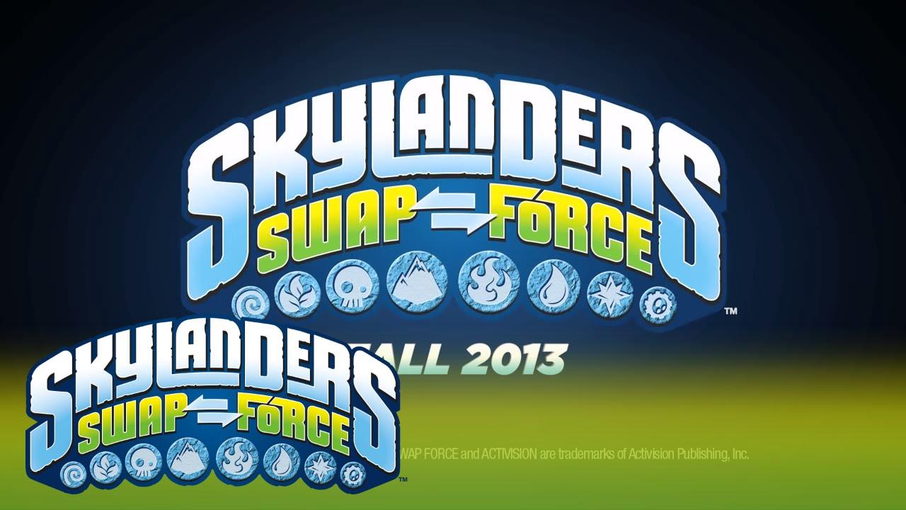 New Skylanders Swap Force Trailer Shows Off Wacky Combos