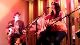 Love Is Like A Plane Ride - Mark Travers & Rose Carleo - Club Central, Hurstville - 11-7-2012