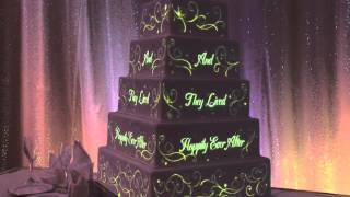 Disney Animated Cake For Your  Disney Fairy Tale Wedding