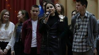 Вечер встреч с выпускниками СШ№3 г. Ганцевичи: выпуск 2018 года