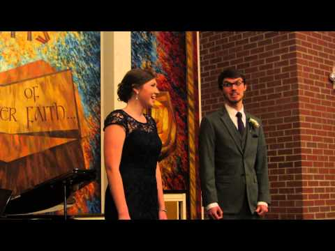 Jessica Brown- Mezzo Soprano, Senior Recital  #3