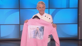 Look What Taylor Swift Made Ellen Do