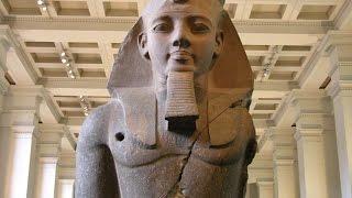 В Египте археологи обнаружили статую фараона Рамзеса II